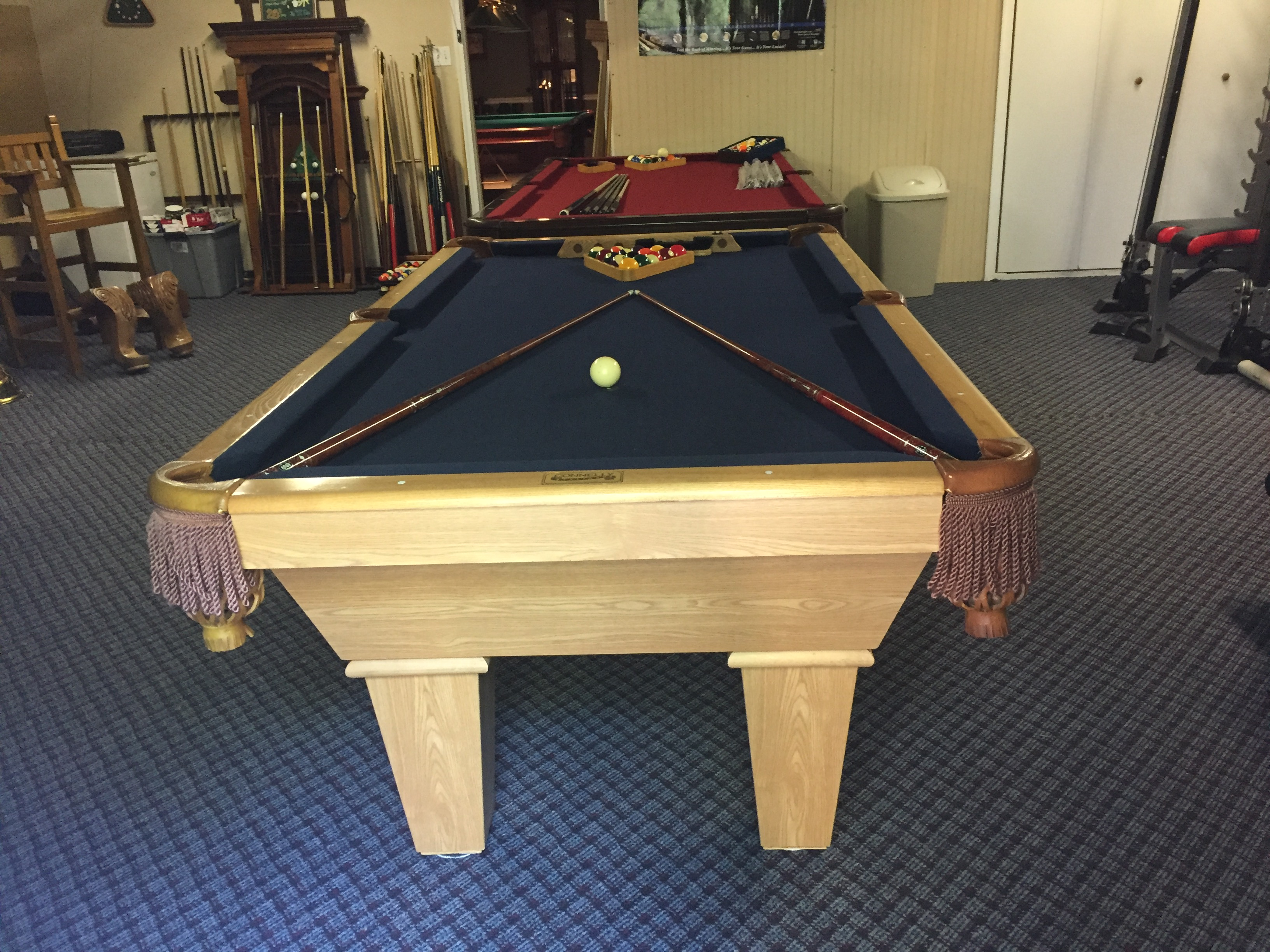 Used Pool Tables For Sale Virginia Donovan Billiards - Brunswick richmond pool table